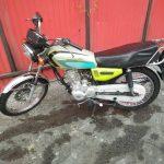 موتورهوندا150cc
