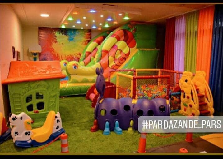 سیستم مدیریت خانه کودک