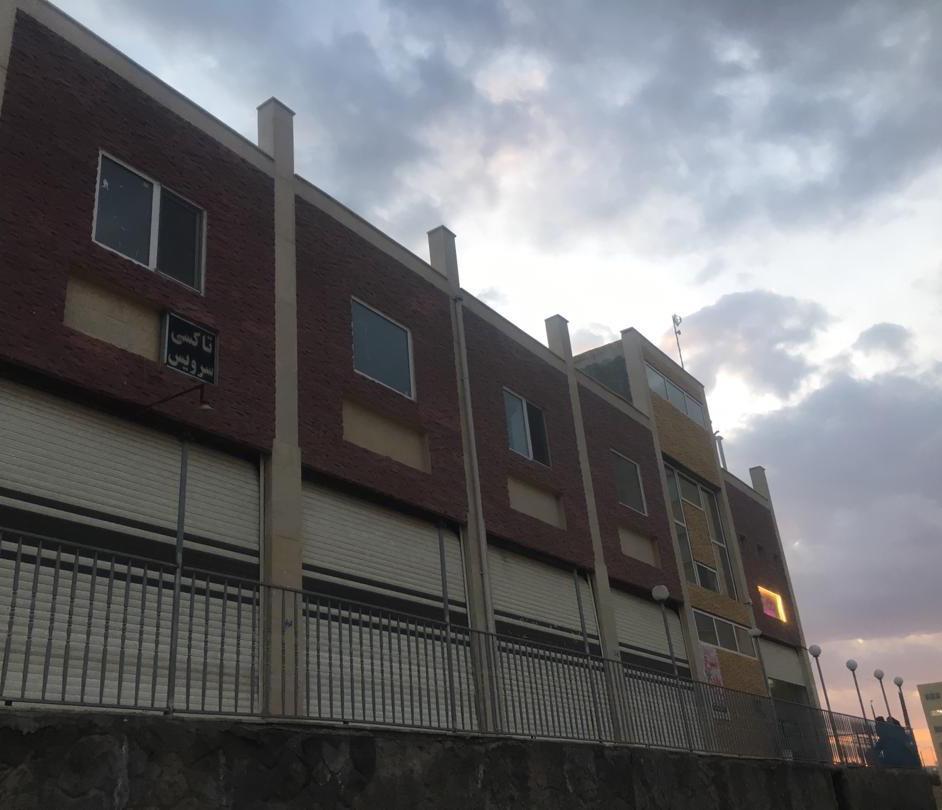 مغازه مسکن مهر فولادشهر 24 متر(E2)