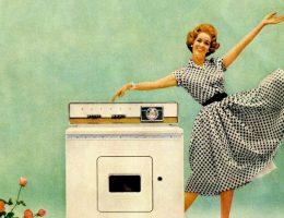 با تاریخچه ماشین لباسشویی آشنا شوید