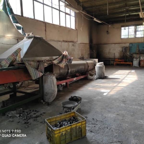 فروش لوازم راه اندازی کارگاه تولید ذغال