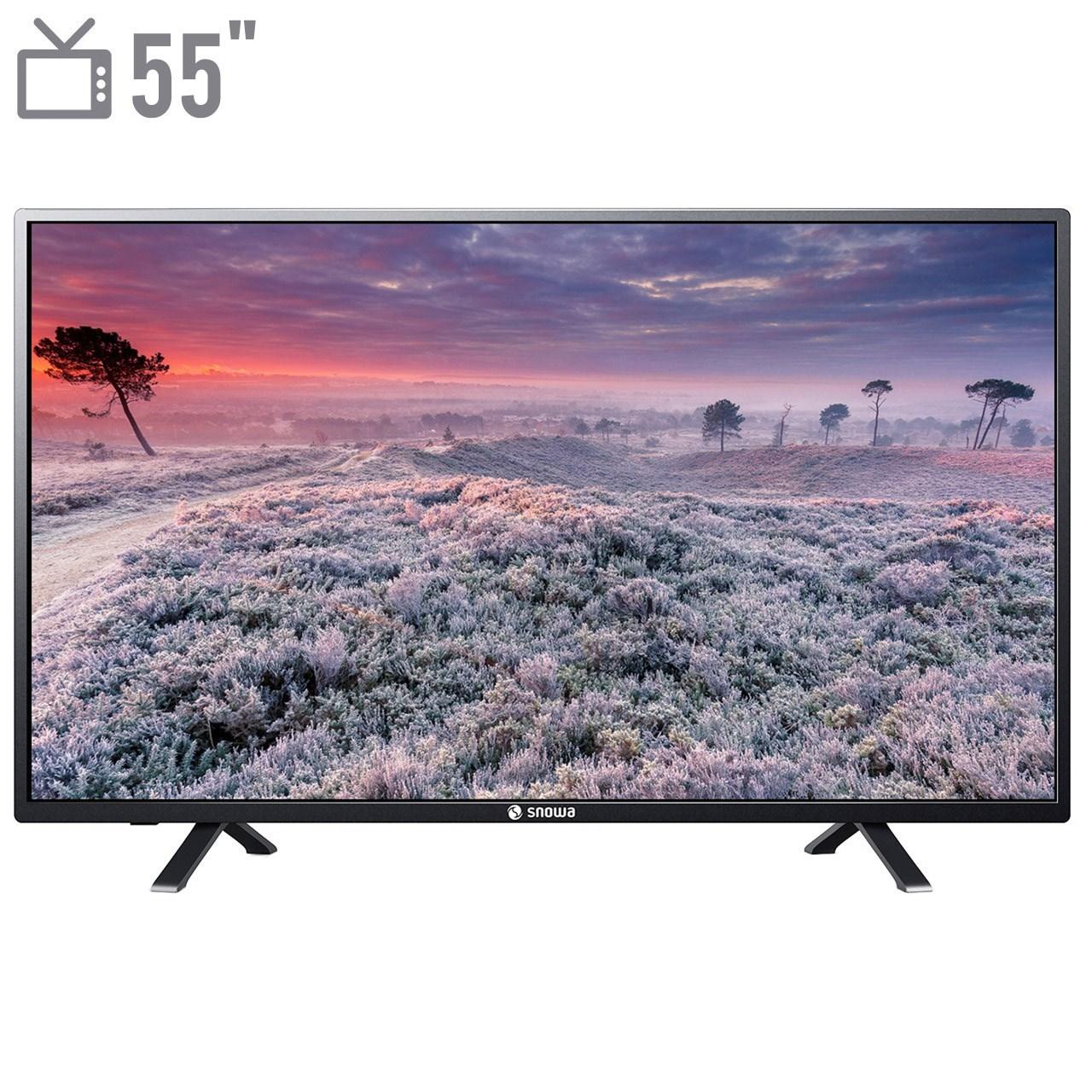 بررسی تلویزیون 55 اینچی اسنوا مدل S37BLDT2
