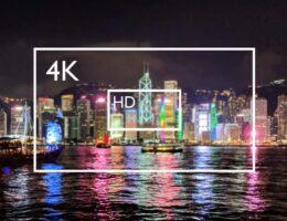 رزولوشن 4K بهتر است یا FUL HD